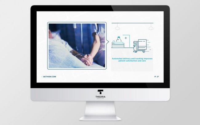corporate presentation design