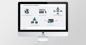 fundraising presentation slide design